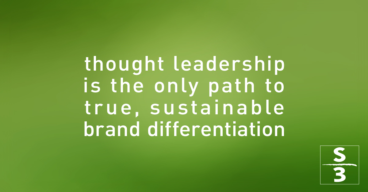 5 Dos and Don'ts of Thought Leadership Marketing