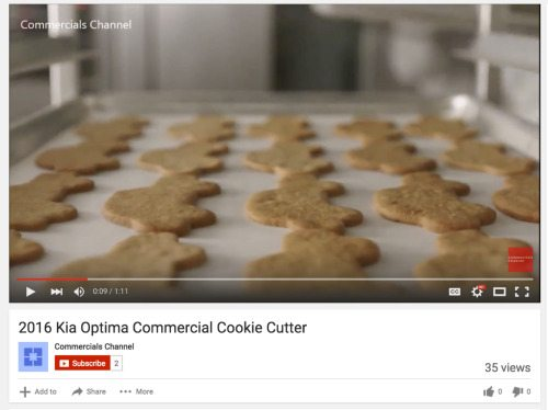 Cookie Cutter Advertising